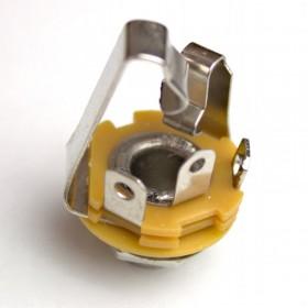 Jack hembra estéreo 6,35 mm