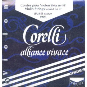 Cuerda Violín Corelli Alliance Vivace 3a, Re