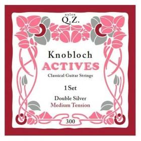 Knobloch Actives Double Silver QZ Medium Tension