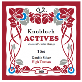 Knobloch Actives Double Silver QZ High Tension