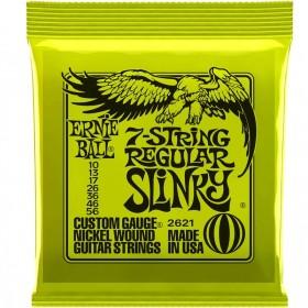 Ernie Ball 7 cuerdas Regular Slinky